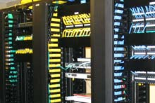 Merge network an structured cabling systems